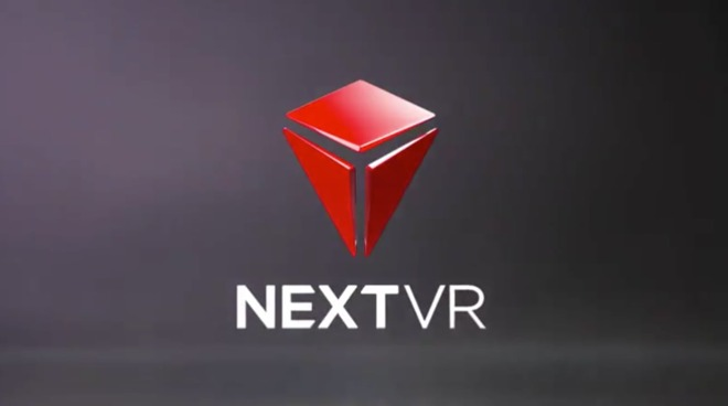 NextVR-apple