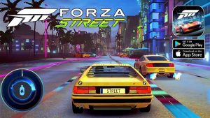 Forza Street Mobile iPhone Game